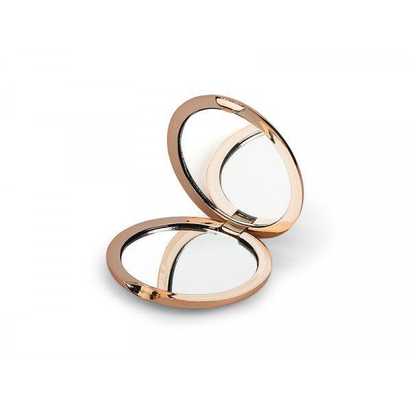Sjajno okruglo ogledalce BLUSH
