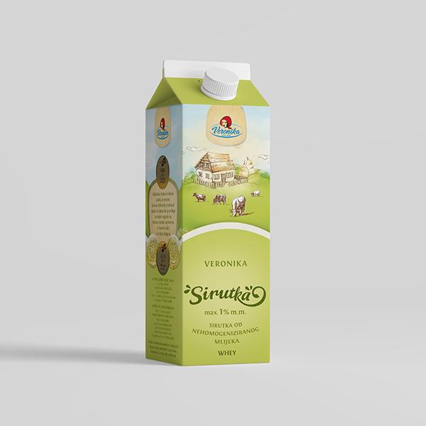 tetrapak za mlijeko