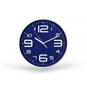 Zidni sat sa 3D oznakama MODERNO