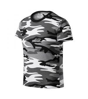 Majica kratkih rukava dječja Camouflage