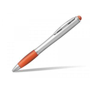 Plastična kemijska olovka sa LED EFEKTOM AURORA