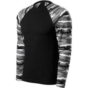 Majica dugih rukava unisex Camouflage