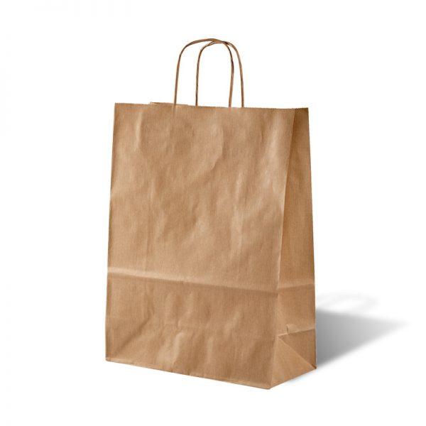 Papirnata vrećica standard š14 x d7 x v21 cm