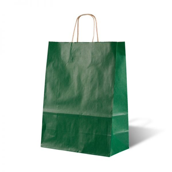 Papirnata vrećica standard š18 x d8 x v22 cm