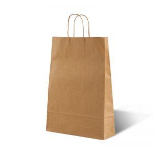 Papirnata vrećica standard š26 x d8 x v38 cm DU 10
