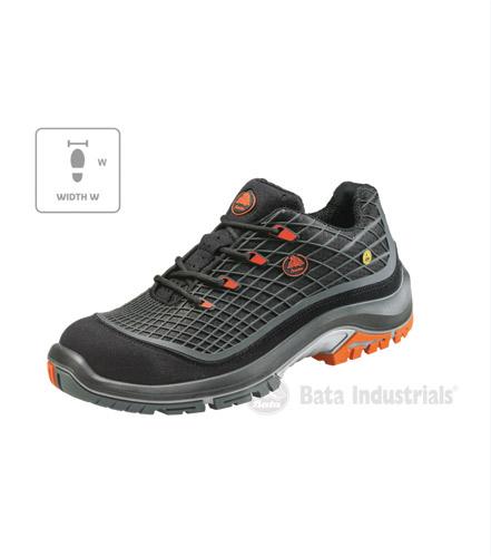 Bata Industrials®, radne niske unisex čizme QUBIT W B03