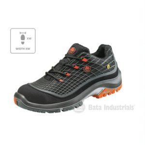 Bata Industrials®, radne niske unisex čizme QUBIT XW B04