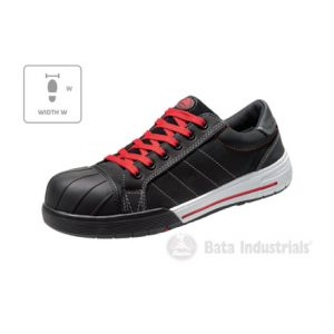 Bata Industrials®, radne niske unisex čizme BICKZ 736 W B27