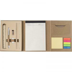 Notes fascikl za pisanje od eko kartona