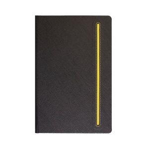 Rokovnik TEXTURE BLACK