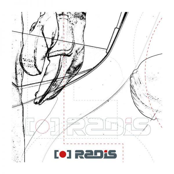 DIzajn logotipa tvrtke Radis