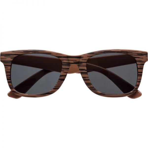 Naočale drveni uzorak