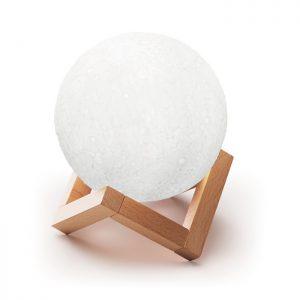 zvučnik u obliku mjeseca