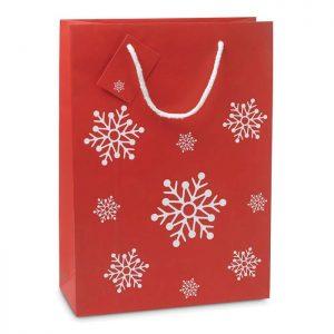 Božićna poklon vrećica