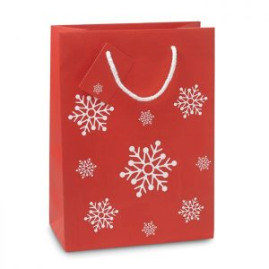 Božićna poklon vrećica Bossa