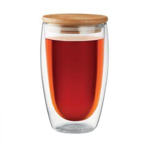 Čaša s duplom stijenkom