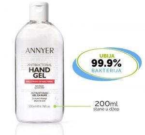 gel za dezinfekciju ruku