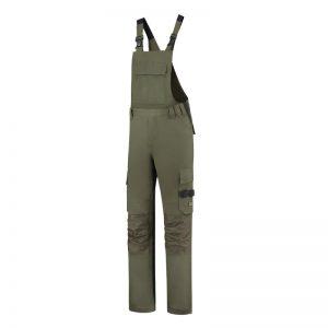 radne unisex hlače s naramenicama T67